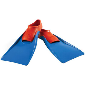 FINIS Long Floating Fins, red/blue